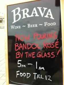 Brava Wine Bar